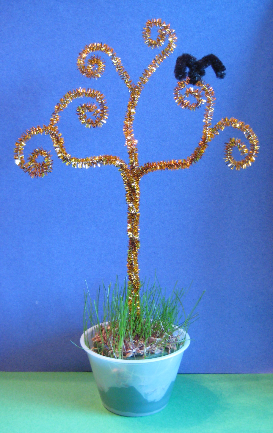 Gustav Klimt 3d Trees Teachkidsart