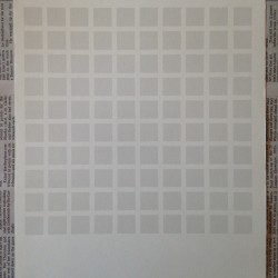 Color Mixing Squares template
