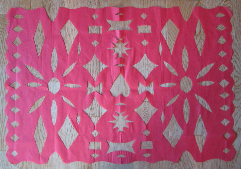 Tissue Paper Papel Picado
