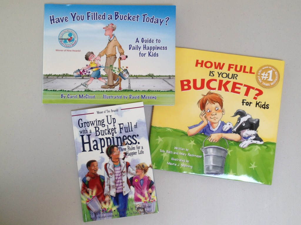 """Bucket"" Books"