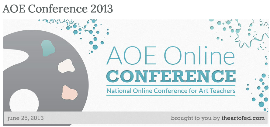 AOE Online Art Ed Conference