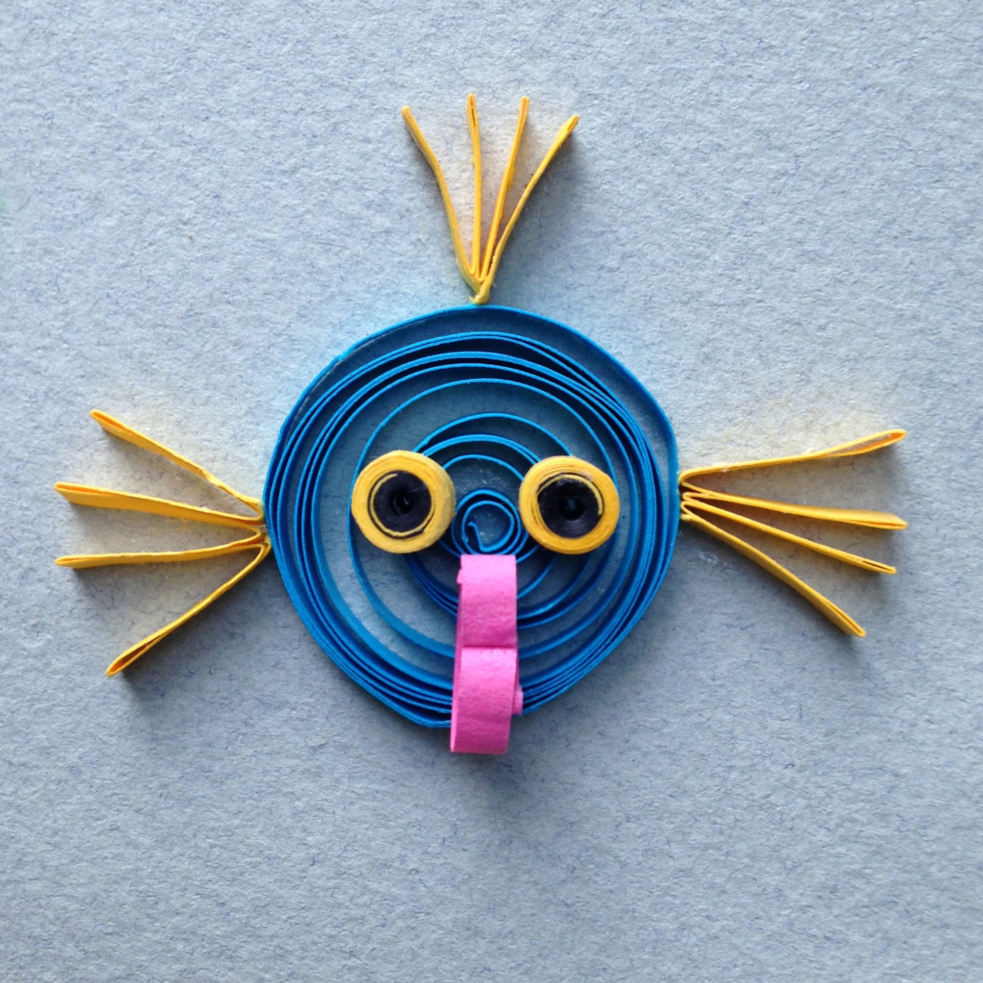 Simple quilling for children the - Paper quilling ideas for kids ...