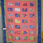 Fabric Quilt auction project
