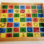 Ceramic Tile Tray auction project
