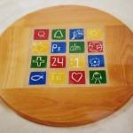 Ceramic Tile Lazy Susan auction project