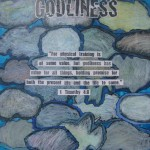 """""""Godliness"""" auction project collage on Canvas"""