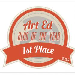 Art Ed Blog of the Year Award