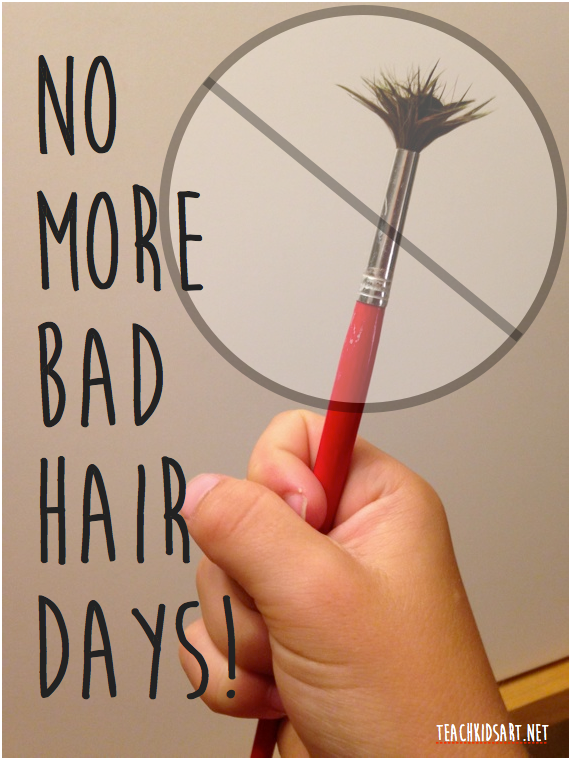 """No More Bad Hair Days""... For a printable pdf visit: http://www.teacherspayteachers.com/Product/No-More-Bad-Hair-Days-1245660"