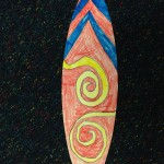 Surfboard Art