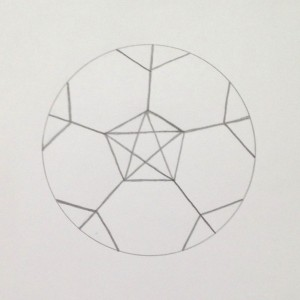 Learn to Draw a Simple Soccer Ball with Teach Kids Art