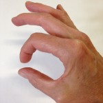 How to Teach the Tripod Grip- step 2