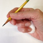 How to Teach the Tripod Grip- step 7