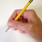 Hold to Teach the Tripod Grip - step 9