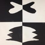 1st Grade Japanese Notan Design