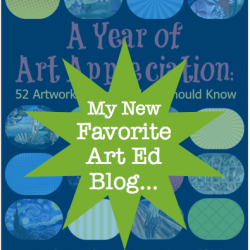 My New Favorite Art Ed Blog