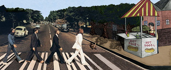 """Why Did the Beatles Cross the Road?"" by Hannah Rothstein"