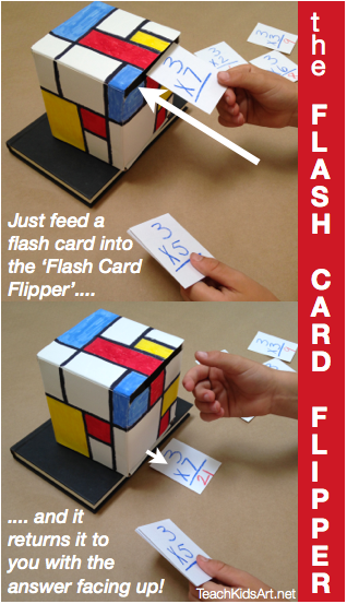 The Flash Card Flipper