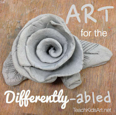 Art for the Differently-abled