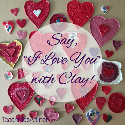 "Say ""I Love You"" with Clay!"
