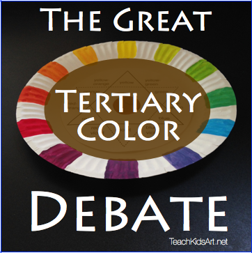 The Great Tertiary Color Debate