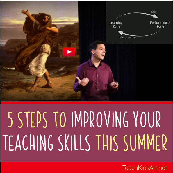 5 Steps to Improving Your Teaching Skills This Summer