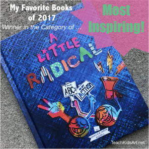 """Favorite Books of 2017 - Most Inspiring: """"A Little Radical"""""""