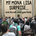 My Mona Lisa Surprise