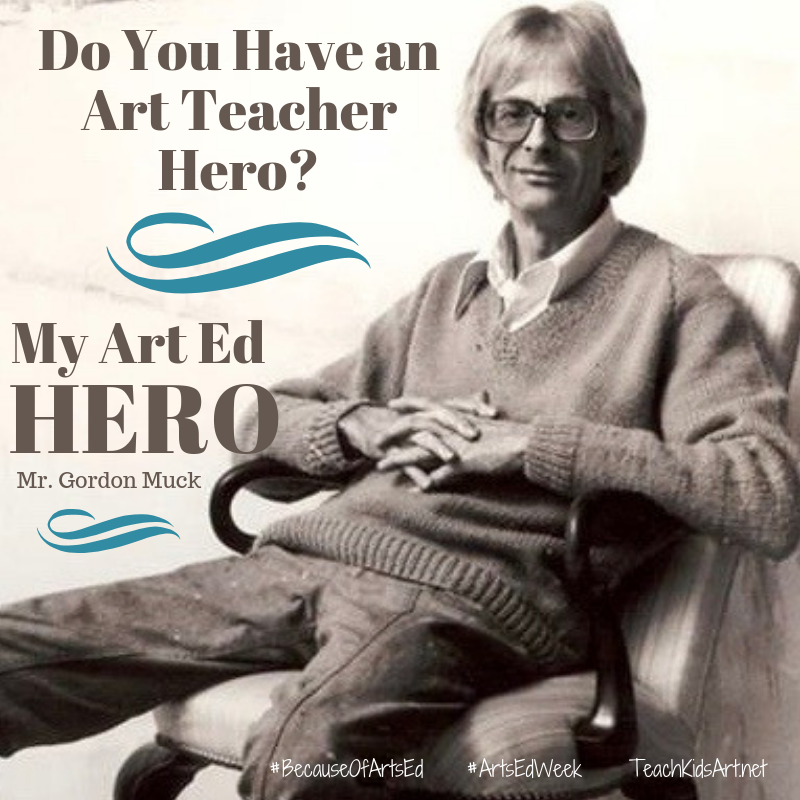 Honor your art ed hero by advocating for the arts